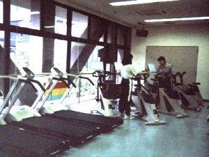 東成屋内プールトレーニング場の画像