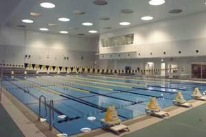 阿倍野屋内プールの画像